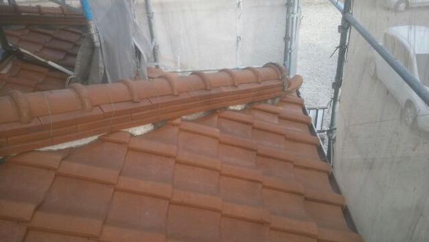 雨漏り対策工事前現場写真1430654737143