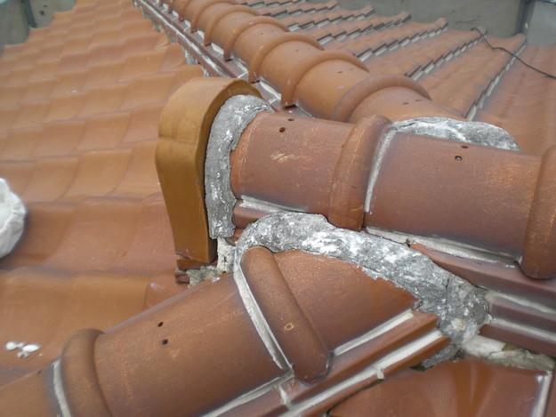 雨漏り対策工事施工前CIMG1318