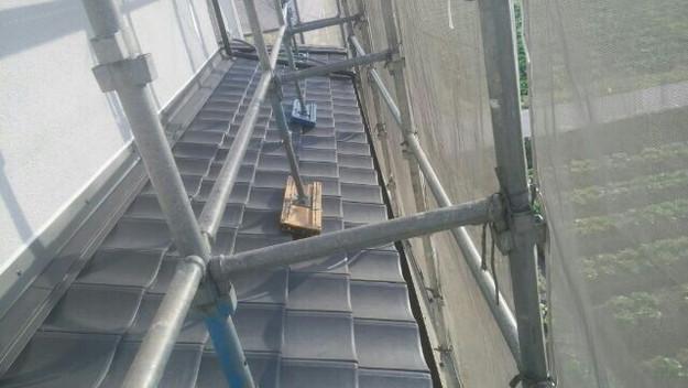 リフォーム完成壁際屋根1430704707651