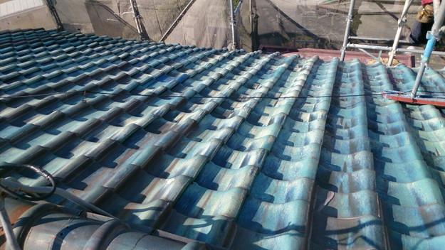 屋根リフォーム前写真1430704435958