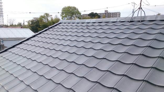 屋根リフォーム完成1430704686695