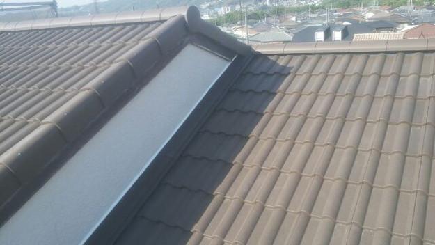 屋根リフォーム工事完了写真1430742307877