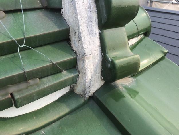 屋根修理工事前写真1429233516220