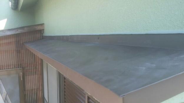 庇(ひさし)屋根修理1433678267464