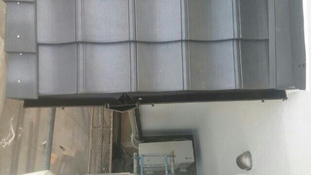 雨樋交換工事完成1430704705266