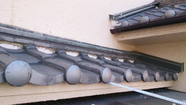 雨漏り修理前の写真DSC_0592