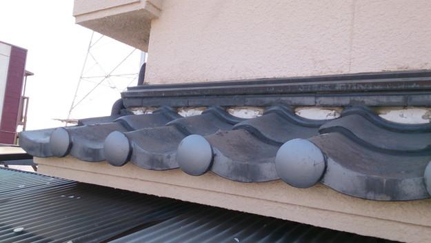 雨漏り修理前の写真DSC_0594