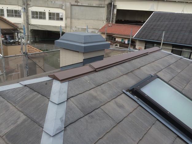 雨漏り修理完了1428406214545