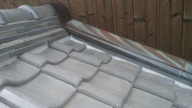 雨漏り修理完了1433247083823