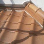 雨漏り対策修理 漆喰の剥がれ、劣化箇所の工事