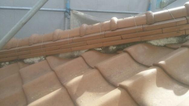 雨漏り対策工事前現場写真1430654659150
