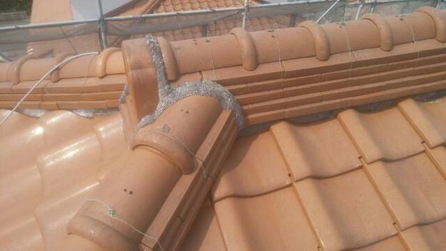 雨漏り対策工事前現場写真1430654807449
