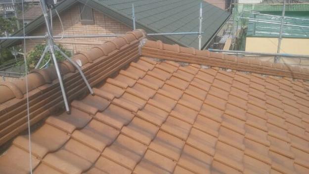 雨漏り対策工事前現場写真1430654826223