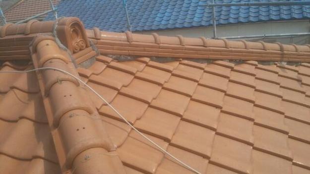 雨漏り対策工事前現場写真1430654834456
