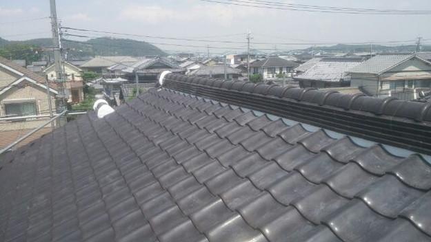 雨漏り対策工事完成1433678568231