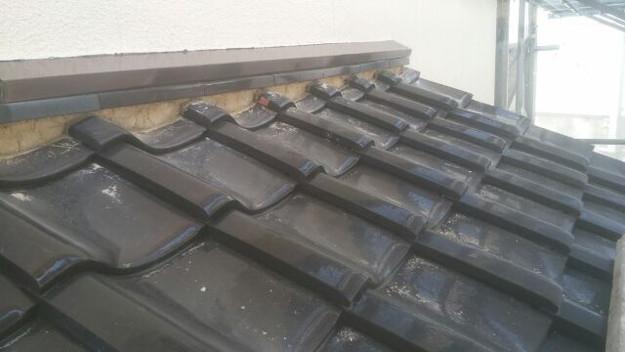 雨漏り対策工事完成1433678710219