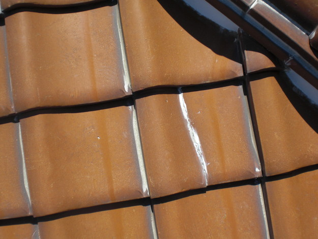 雨漏り対策工事施工前CIMG1331