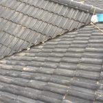 雨漏り対策 屋根谷板金修理 銅板からステンレス製に交換