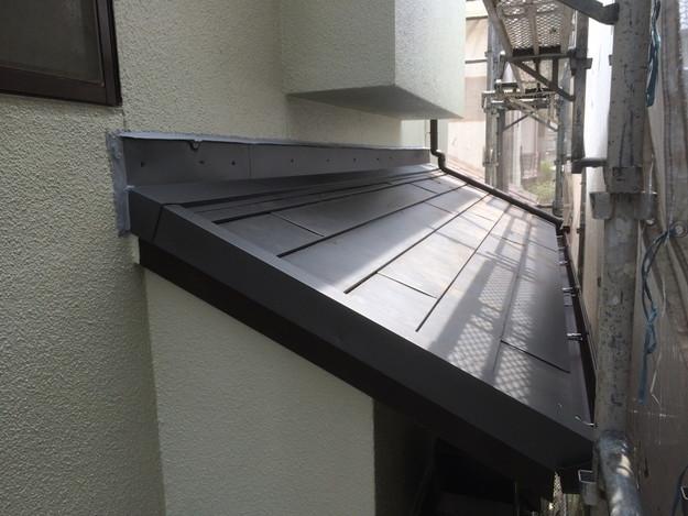 屋根リフォーム完了写真1434975937713
