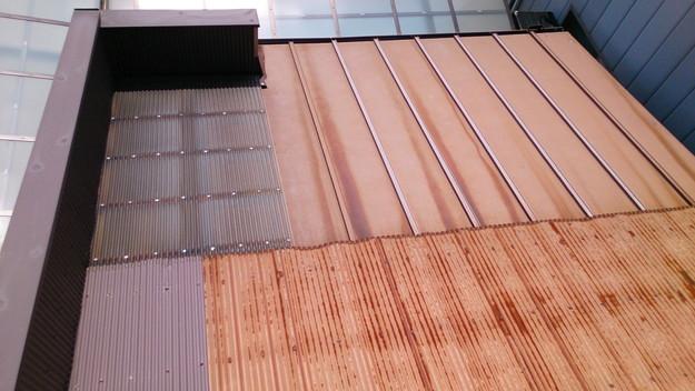 屋根リフォーム工事前DSC_1068