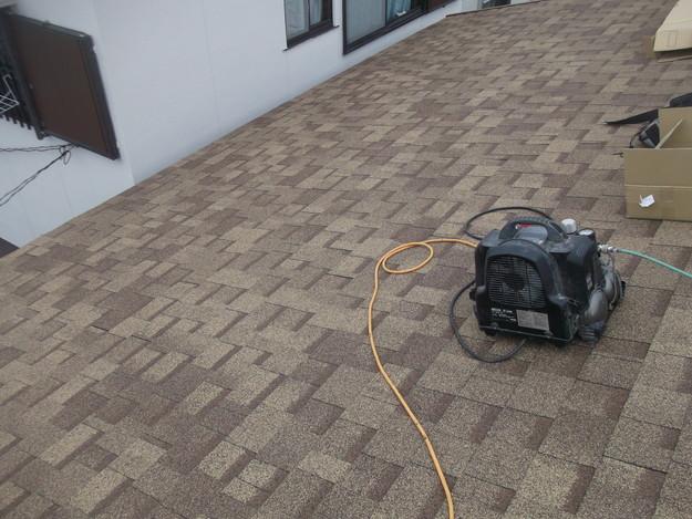 屋根リフォーム工事完成写真DSCF1867