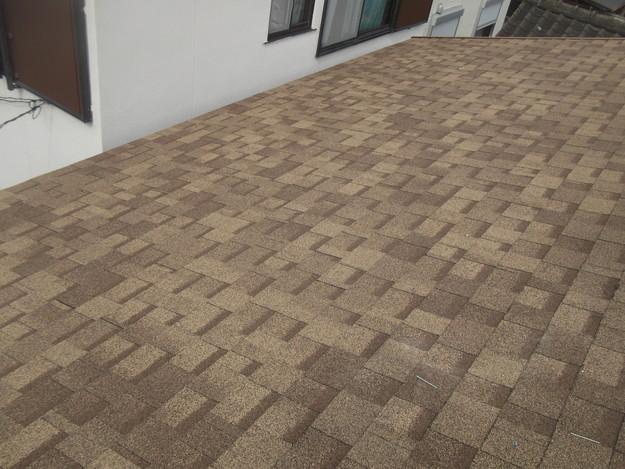 屋根リフォーム工事完成写真DSCF1871