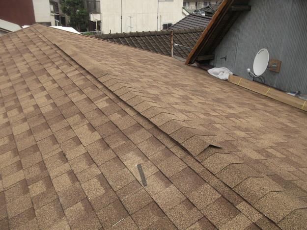 屋根リフォーム工事完成写真DSCF1872