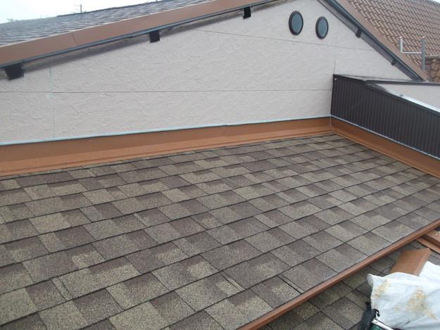 屋根リフォーム工事完成写真DSCF1890