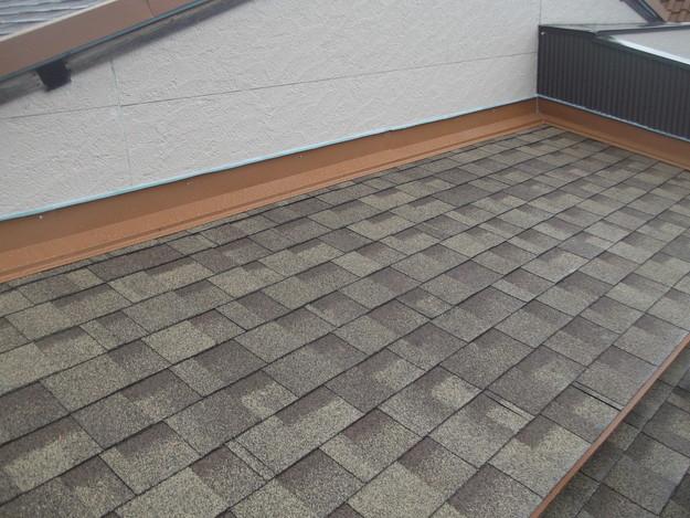 屋根リフォーム工事完成写真DSCF1891