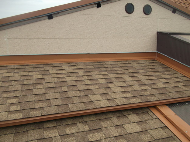 屋根リフォーム工事完成写真DSCF1894