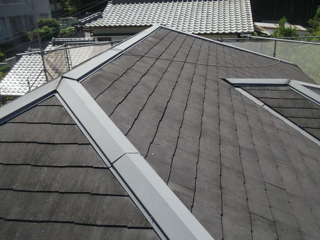 屋根リフォーム施工前DSCF1780