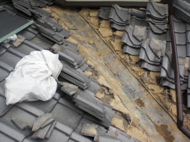 屋根修理中CIMG1476