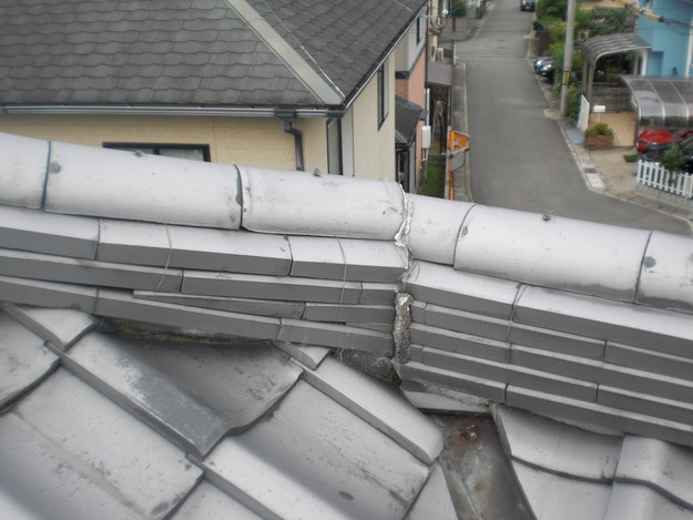 屋根修理前CIMG1466