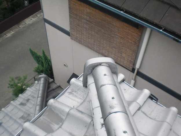 屋根修理前CIMG1468