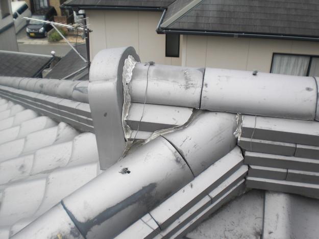 屋根修理前CIMG1469