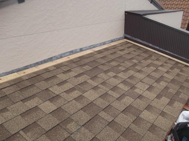 屋根葺き替えリフォーム中DSCF1888