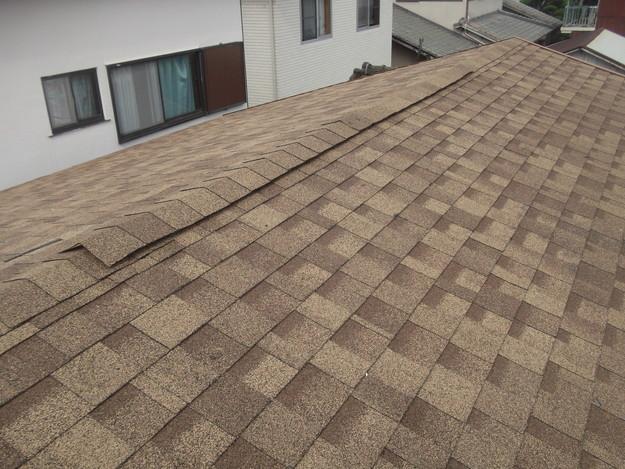 屋根裏換気システム設置DSCF1870