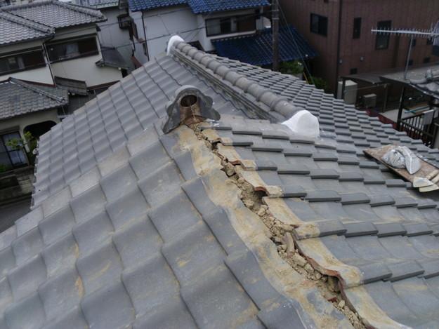 棟瓦修理中DSCI0046