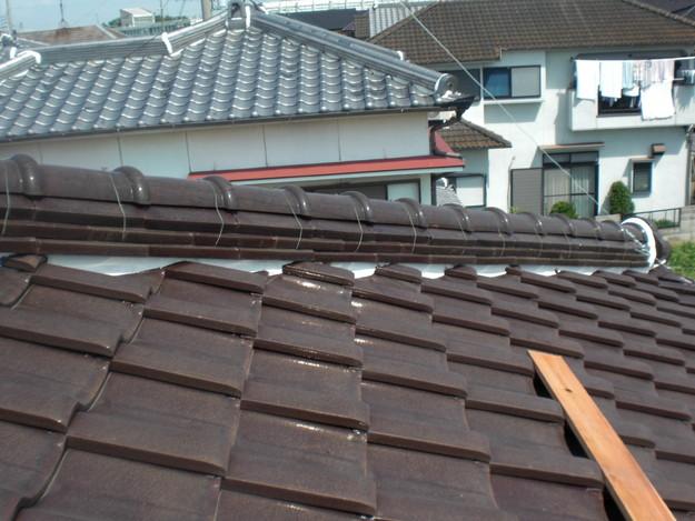雨漏り対策工事完了CIMG1497