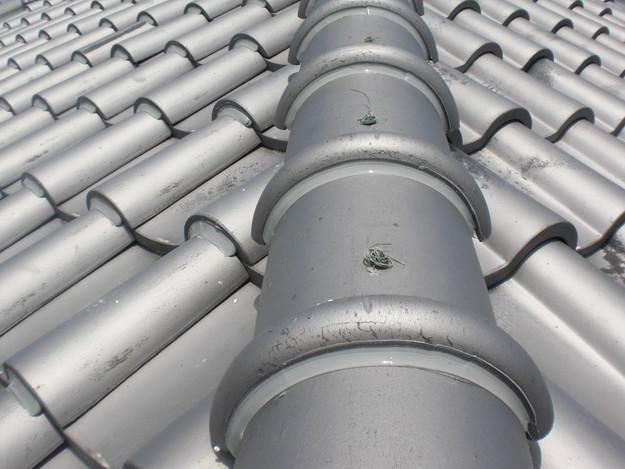 ラバー工法瓦のずれ・めくれの雨漏り対策CIMG1425