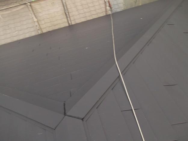 リフォーム後屋根葺き替え工事DSCF1843