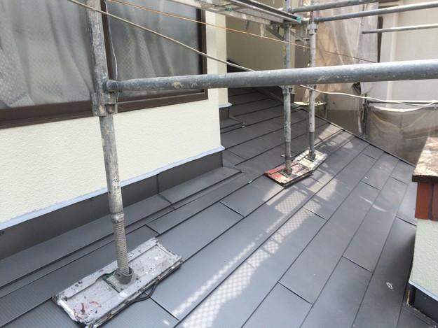 屋根リフォーム完了写真1434975933656