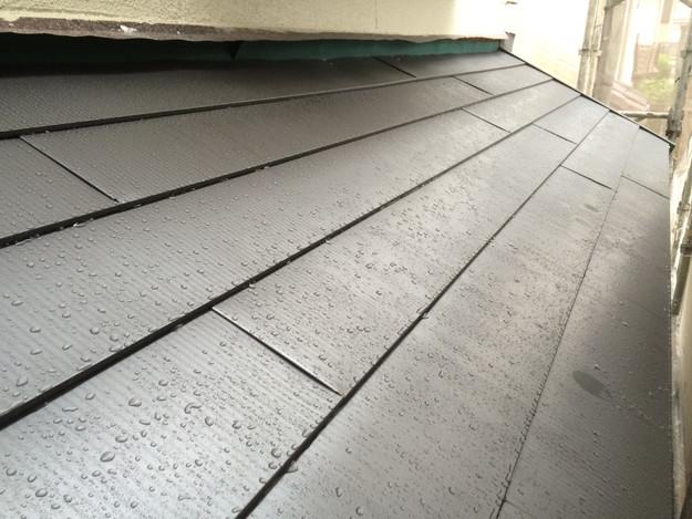 新設屋根材敷設完了1434975901869