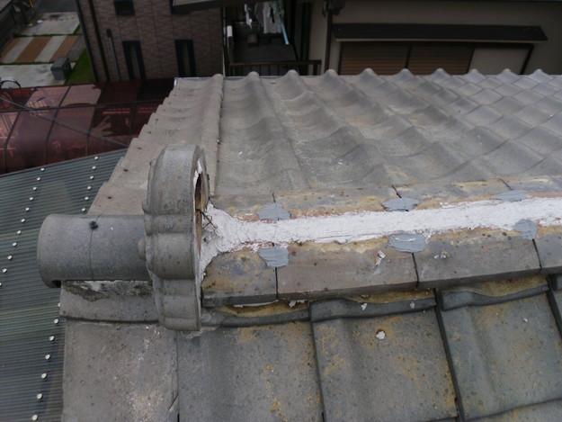 棟瓦修理中DSCI0038