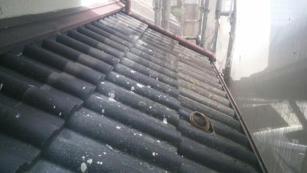屋根リフォーム工事施工前写真3