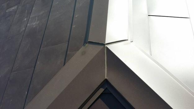 カバー工法による屋根リフォーム工事完了写真1439090676615