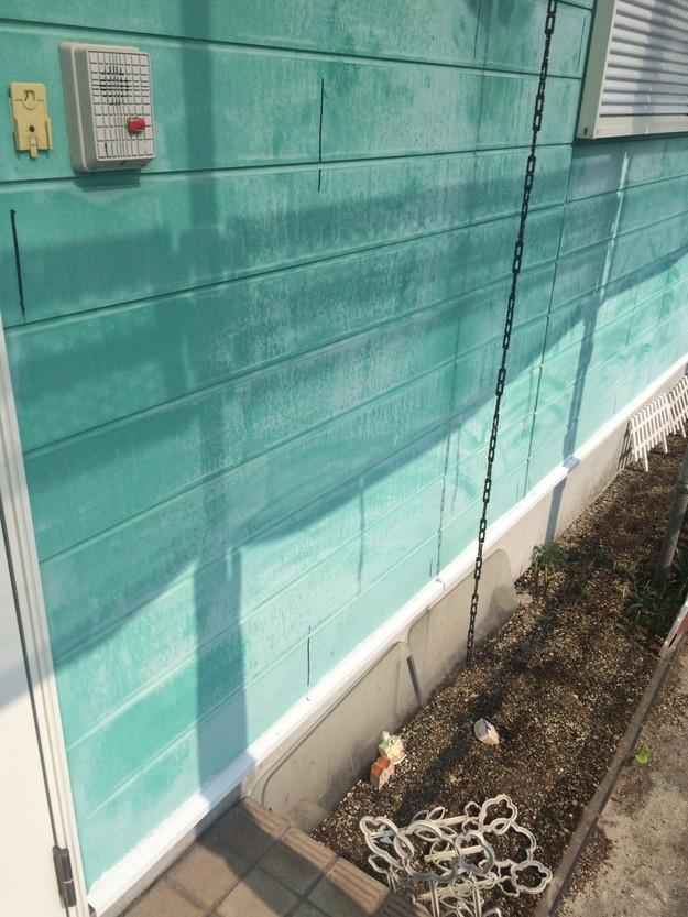 外壁サイディング工事前写真1439162228361