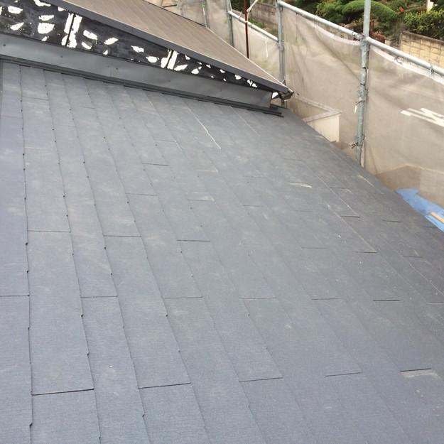 屋根リフォーム完了写真1438741097579