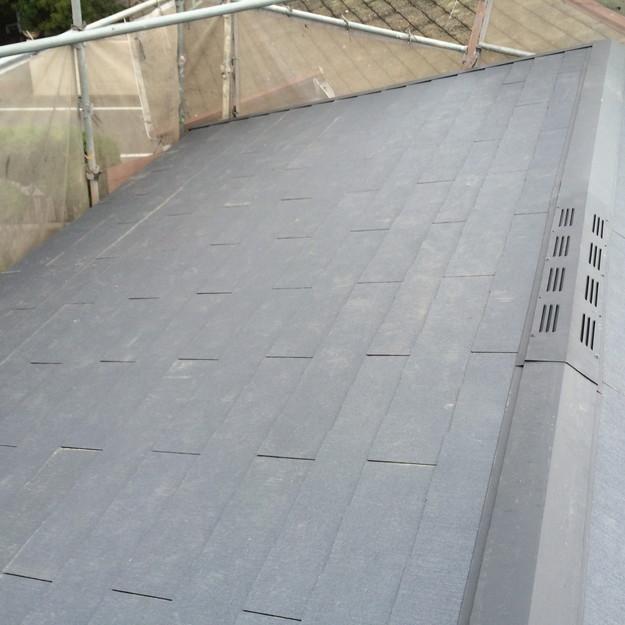 屋根リフォーム完了写真1438741099873