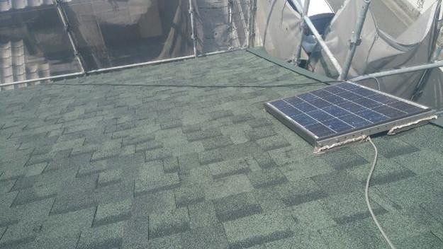 屋根リフォーム工事完了写真1438564348313